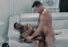 Noir Male: Taye Scott & Nick Capra 1