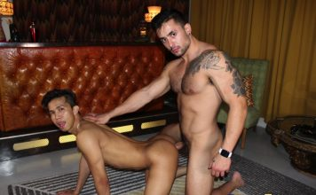 Peter Fever: College Seductions - Leo Alexander and Levy Foxx 1