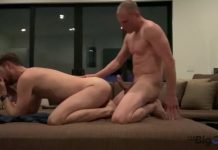 The Big C Men: First Fuck In The New House 1