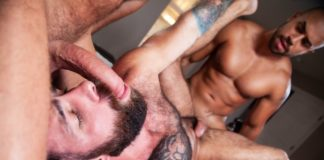 Wade Wolfgar, Jake Nicola & Julian Grey - Loaded: Give It To Me Raw! 2