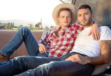 Bareback Ranch: Logan Cross & Brian Adams 1