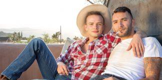 Bareback Ranch: Logan Cross & Brian Adams 1
