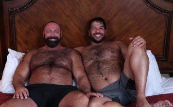 Bearback: Brad Kalvo & Lanz Adams 1