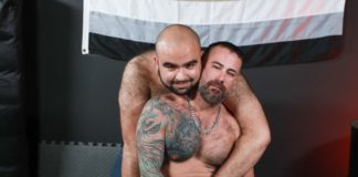 Bearback: The Rhino & Ago Viera 1