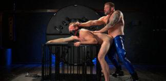 BoundGods:  Colby Jansen & Pierce Paris 1