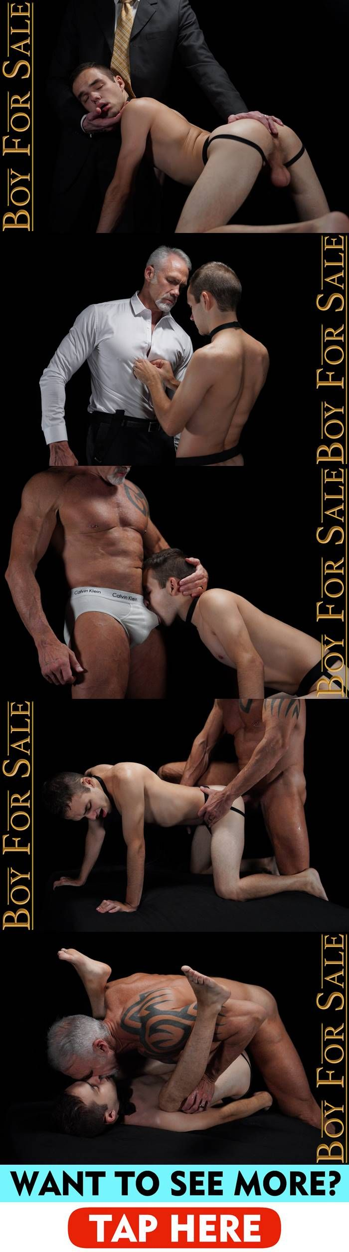 Boy For Sale – Boy River: Chapter 3 with Dallas Steele