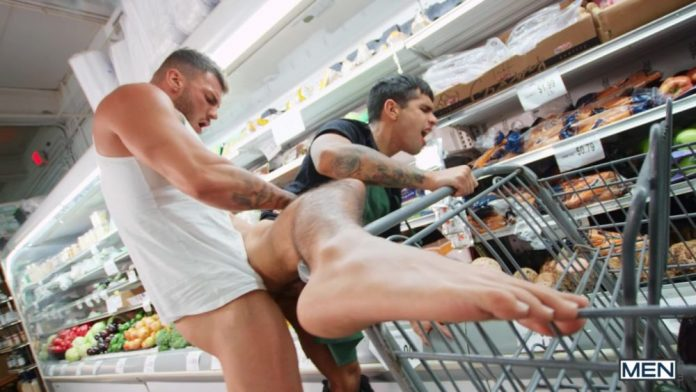 Clean-Up on Aisle 69: William Seed & Ty Mitchell 1
