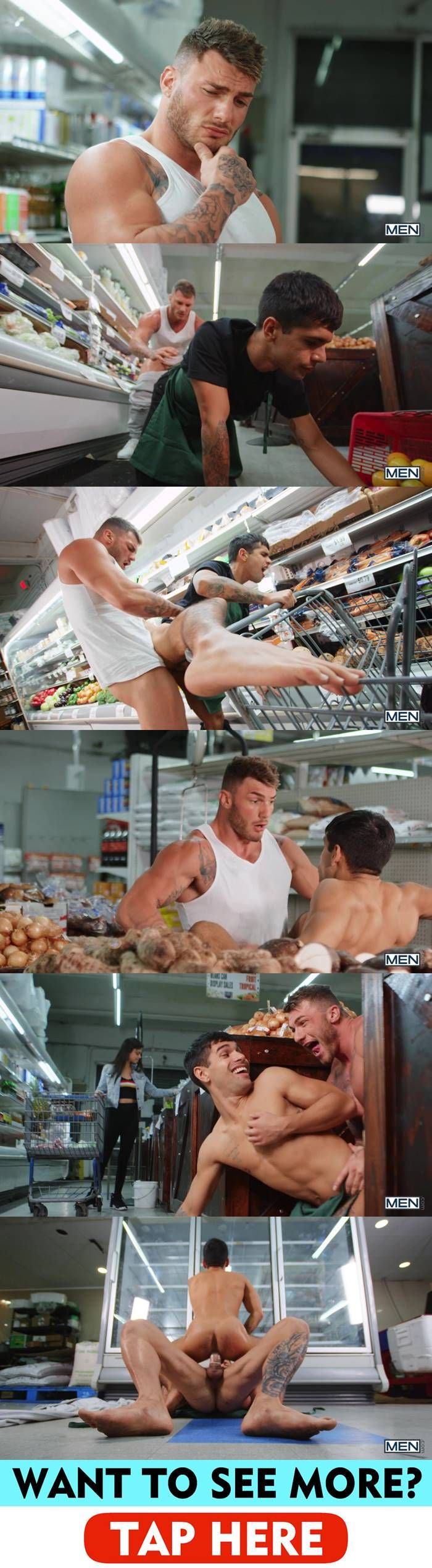 Clean-Up on Aisle 69: William Seed & Ty Mitchell