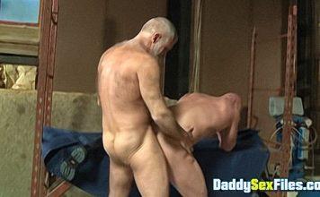 Daddy Sex Files: Allen Silver & Mitch Vaughn 1