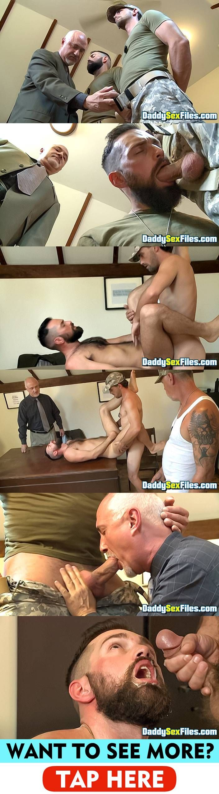 Daddy Sex Files: Joe Parker, Jake Cruise & More