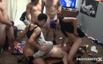 Fraternity X: Another Cumdump 1