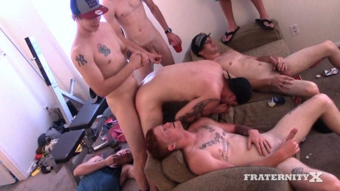Fraternity X: Ass Holes Finale 1