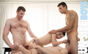 Fun Size Boys: Austin L Young, Cole Blue, Legrand Wolf & Brian Adams 1
