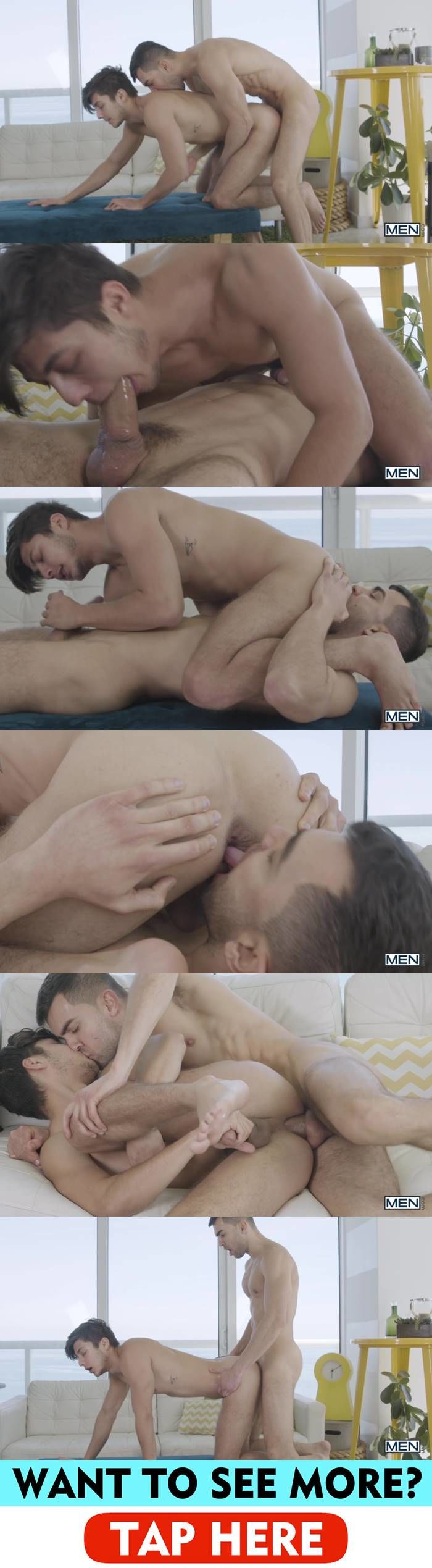 Latin Men: Part 3 - Angel Rivera & Alexander Muller