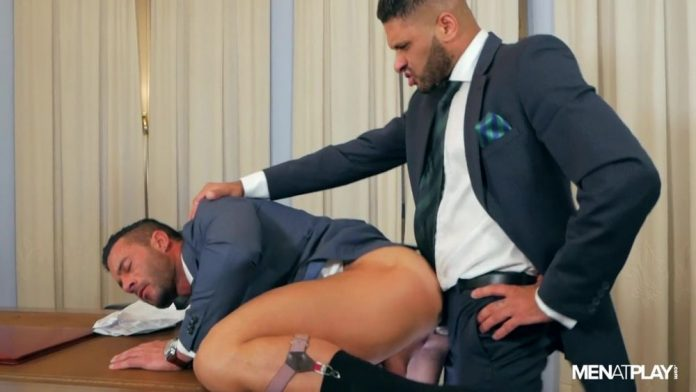 Men At Play: Andy Star & Pierre Alexander 1