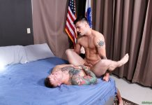 Princeton Price & Mike Johnson for Active Duty 1