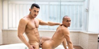 Raw Hole: Joao Miguel and Kaliu 1