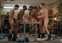 Tom Of Finland: Service Station 1