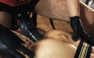 Axel Abysse: Pup Davey & Damian FF 1