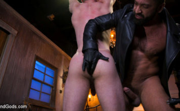BoundGods: Mac Savage & Dominic Pacifico 1