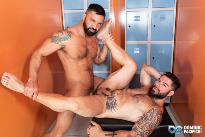 Dominic Pacifico & Fabio Floriano 1