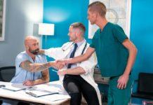 Drew Sebastian, Ashley Ryder & Wrex Wylde - The Punchy Proctologist 1