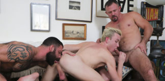 Family Dick: Ryan Evans, Jesse Zeppelin & Jake Nicola 1