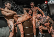 Lucas: Allen King, Dylan James, Max Arion & Jeffrey Lloyd 1
