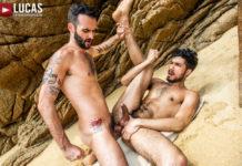 Lucas: Pietro Siren & Paulo Saint 1