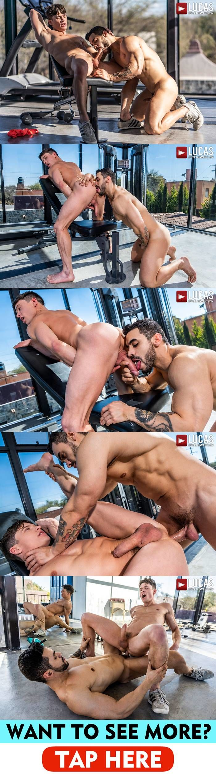 Lucas: Ruslan Angelo and Arad Winwin