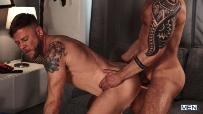 Matt Anders & Tyler Berg for Men 1