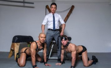 Peter Fever - Suit & Tied - Submission: Duncan Ku, Tyler Slater & Caged Jock 1