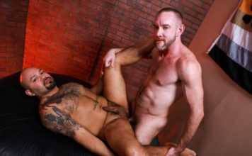 Bearback: Liam Greer & JD Travis 1