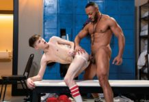 Dillon Diaz & Avery Jones - Tales From the Locker Room 1