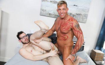 Extra Big Dicks: Angel Ventura & Tristan Brazer 1