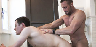 Family Dick: Josh Cannon & Myles Landon – Scene 3 1