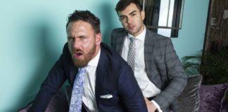 Men At Play: Alexander Muller & Logan Moore 1