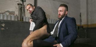Men At Play: Dani Rivera & Manuel Scalco 1