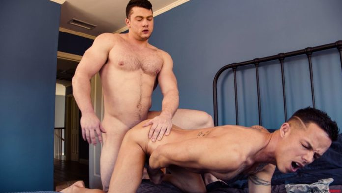 Next Door Taboo: Collin Simpson & Nic Sahara 1