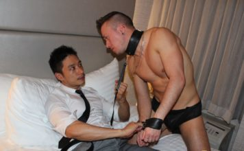 Peter Fever - Suit and Tied - Deception: Tyler Slater & Duncan Ku 1