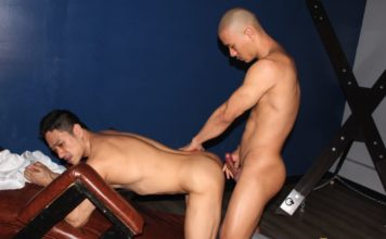 Peter Fever - Suit and Tied: Obedience - Duncan Ku & Caged Jock 1