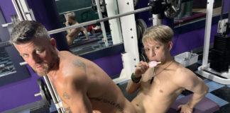 Real Men Fuck: Christian Matthews & Daniel Hausser 1