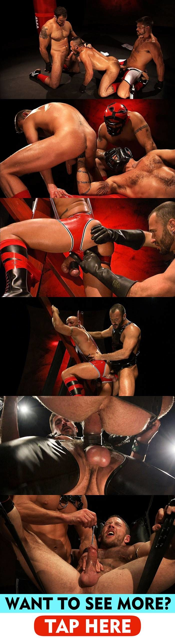 TitanMen Presents: Full Fetish