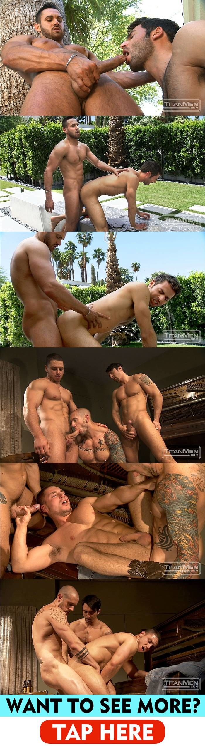 TitanMen Presents: Game On
