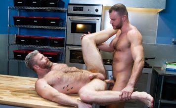 Wade Wolfgar & Cain Marko - Cake Shop 1