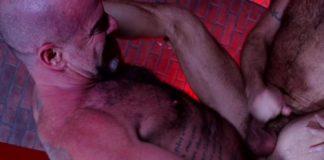 Bearback: Jack Dyer & Jax Hammer 1