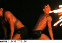 CockyBoys Presents: Leave It To Levi 1