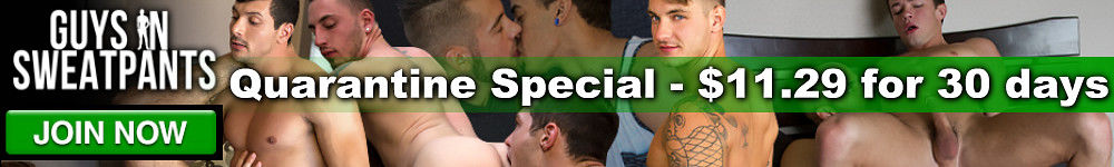 Guys In Sweatpants - Quarantine special sale
