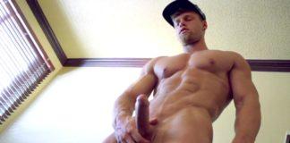 Maskurbate: Brad's Extra Hot Solo 1