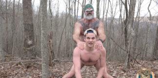 Muscle Bear Porn: Scott Ryder & Will Angell 1